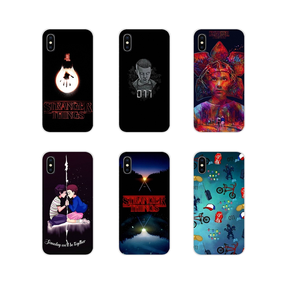 For Oneplus 3T 5T 6T <font><b>Nokia</b></font> 2 3 5 6 8 9 <font><b>230</b></font> 3310 2.1 3.1 5.1 7 Plus 2017 2018 Accessories Phone Shell Covers TV Stranger Things image