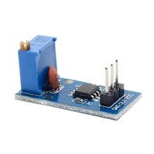 Генератор импульсов ne555 компактный модуль генератора прямоугольных