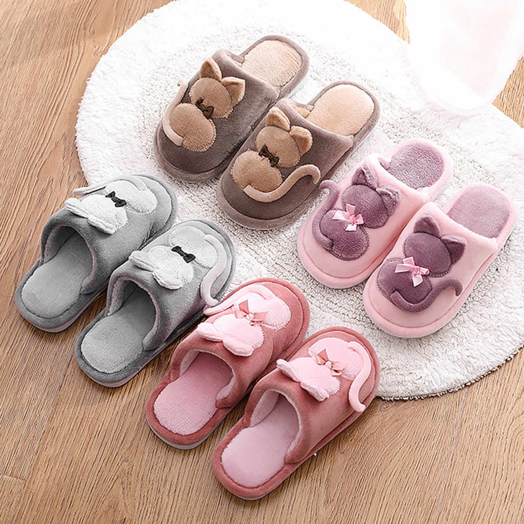 Baby Hotel Slippers Toddler Slippers Kids Winter Boys Girls Fashion Shoes Warm