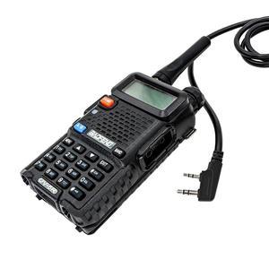 Image 5 - TAC SKY PTT U94 new upgraded u94 ptt tactical headset walkie talkie adapter Kenwood plug ptt tactical ptt u94