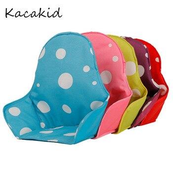 New Baby Kids Children High Chair Cushion Cover Booster Mats Pads Feeding Chair Cushion Stroller Seat Cushion Cartoon Stroller S