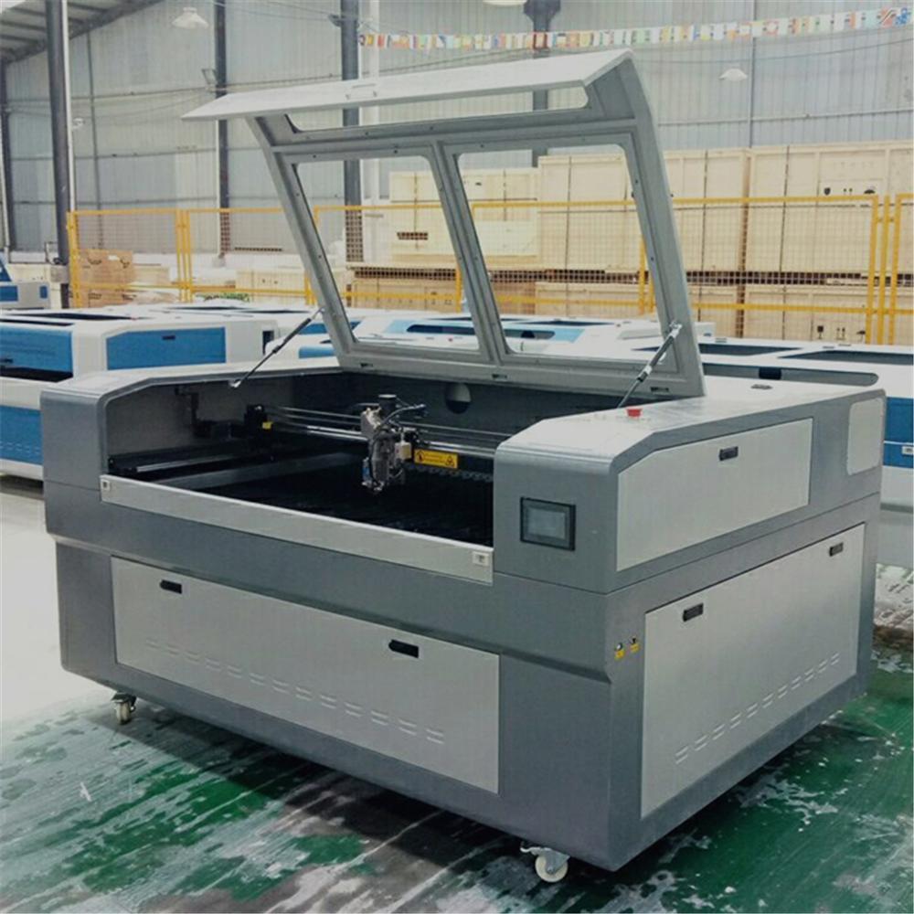Лазерный гравировальный станок Robotec 9060 1390 150W 200W Co2 для резки металла с RECI трубкой, стальным резаком, акриловым, MDF
