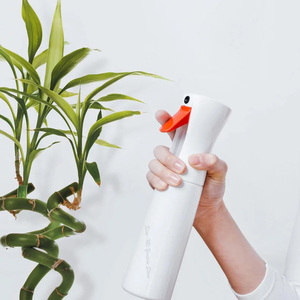 Image 2 - Youpin YJ el basınçlı püskürtücü ev bahçe sulama temizleme spreyi şişesi 300ml aile için yetiştirme çiçekler ve temizleme