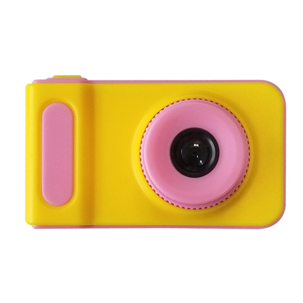 Learning Cute Birthday Mini Toys Portable Digital High Definition Eco-friendly Gift Children ABS Cartoon Toddler Kids Camera