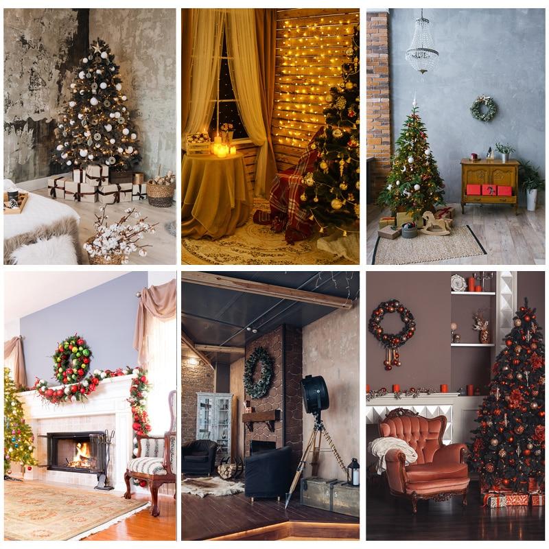 Купить shengyongbao рождественская фотография фон елка фон для фотостудии