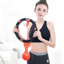 Smart Gym Hoop with Counter Hula Circle Adjustable Sport Hoops Thin Waist Ring Belly Weight Loss