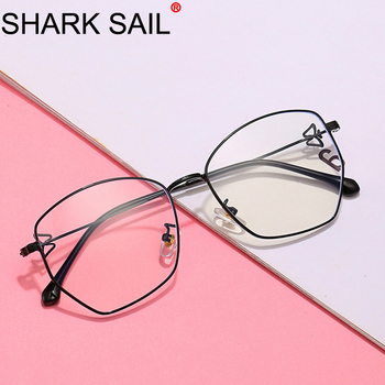 SHARK żagiel komputera Blue Ray okulary blokujące niebieskie światło okulary optyczne oczu spektakl blokujący uv do gier filtr okulary