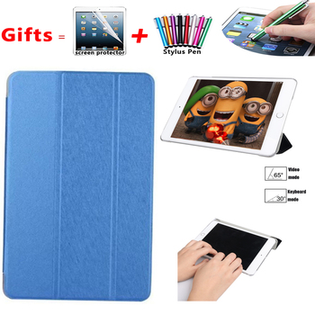 For SM-T580 Tab A6 10.1 2016 Slim Smart Case Cover- For Samsung Galaxy Tab A 10.1 T585 T587 tablet book flip cover case stand cowboy pattern case for samsung galaxy tab a a6 10 1 2016 t580 t585 sm t580 t580n case cover funda tablet stand protective shell