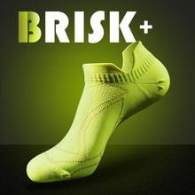 1Pair Professional Thin Anti-slip Breathable No Sweat Sports Socks Marathon Basketball Yoga Running Socks Athletic Men Women