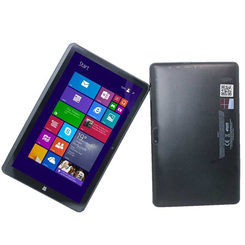 G4 8.9 Inch 2 In 1 Windows 10 Tablet Pc 12800*800 Ips Display 1 + 32 Gb Dock keyboard Case Wifi Gift Sleeve Case