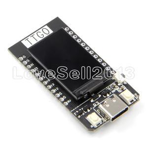 Image 3 - ESP32 WiFi ve Bluetooth modülü geliştirme kurulu t cobbler ekran Arduino için 1.14 inç LCD kontrol panosu