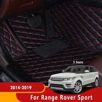 Car Floor Mats For Range Rover Sport...