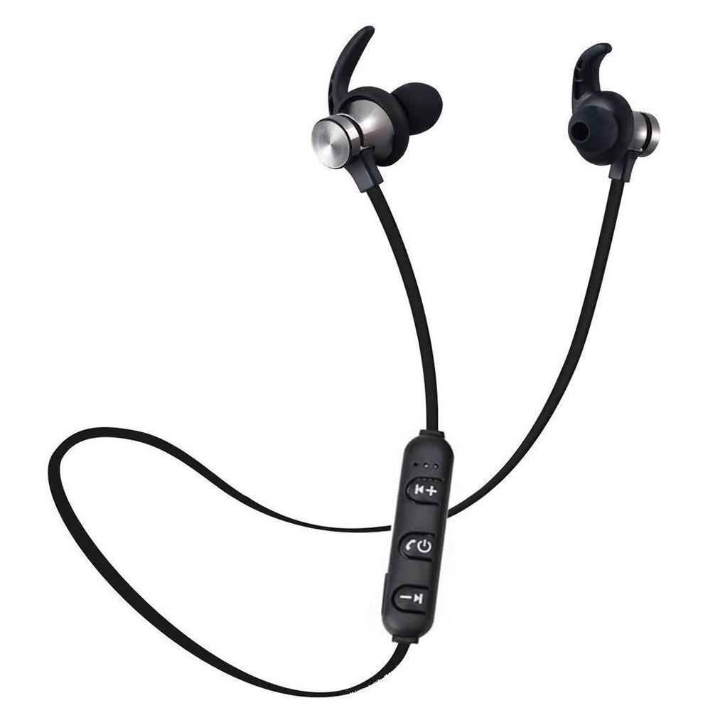 Беспроводные Bluetooth наушники-вкладыши с микрофоном спортивные водонепроницаемые музыкальные наушники подарочные наушники для iPhone для samsung