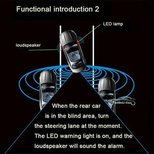 Image 5 - Araba için oBD OBD2 evrensel araba kör nokta izleme sistemi dikiz sensörü izleme sistemi