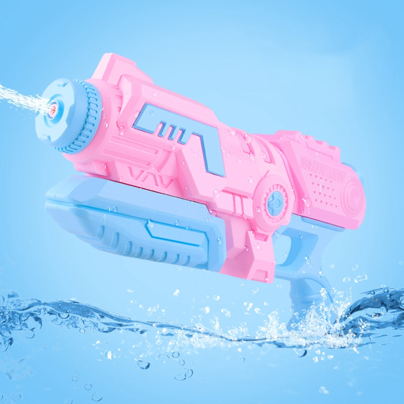 cheapest Summer Toy Water Gun Boy Girl Pressure Backpack Water Guns Baby Playing Water Outdoor Beach Toys for Children