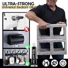 Pegamento sellador Universal Ultra fuerte, adhesivo superfuerte y pegamento de secado rápido, 1/2/5 Uds.