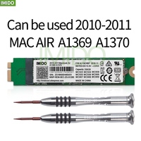 NOVO SSD de 128GB Para 2010 2011 ANO Macbook Air A1369 A1370 SOLID STATE DISK MC503 MC504 MC505 MC 506 MC965 MC966 MC968 MC969 ssd