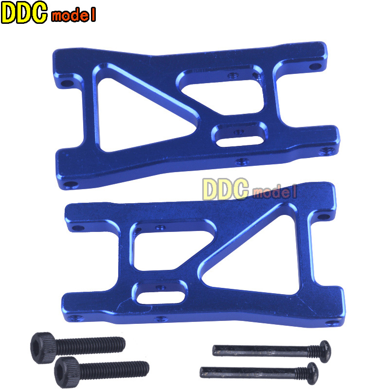 Remo A2505  Aluminum Alloy Suspension Arms For 1/16 Smax 1621 1625 1631 1635 1651 1655 Vehicle Models RC Car Spart Accessories