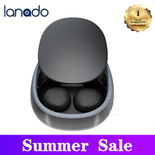 Earphone Bluetooth Headset TWS Lanado IPX7 Gaming V5.0 Noise-Cancelling Touch High-Definition