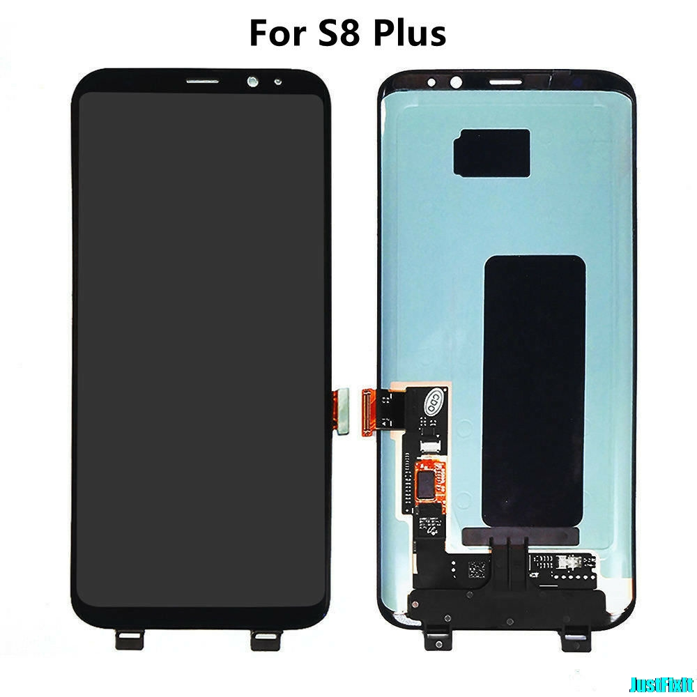 Super AMOLED For Samsung Galaxy S8 G950 Plus S8+ G955 G955F G955u S8plus Defect Lcd Display With Touch Screen Digitizer 6.2''