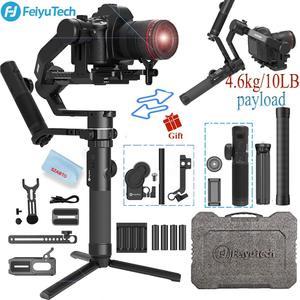 Image 1 - FeiyuTech AK4500 كاميرا Stailizer 3 المحور يده Gimbal لسوني/كانون/باناسونيك/نيكون ، الحمولة 10.14lb