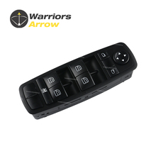 2518200110 For Mercedes-Benz ML320 2007-2009 ML350 2010-2012 ML430 ML63 2007-2011 Electric Master Power Window Switch for mercedes benz ml350 2006 2011 x164 w251 gl350 2010 2012 gl450 2007 2012 front left master power window switch 2518300290