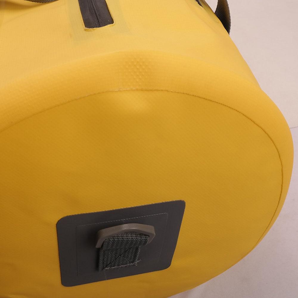 Открытый портативный мешок для воды влажное и сухое разделение практичный Многофункциональный Легко перевозимый водонепроницаемый мешок