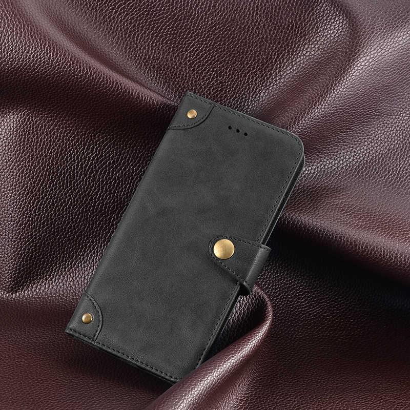 Ailishi Chính Hãng Cho Lenovo Tab V7 Z6 Lite K3 K30 K5 Pro S5 Pro Ốp Lưng Flip Cover Điện Thoại túi Ví Kinh Doanh