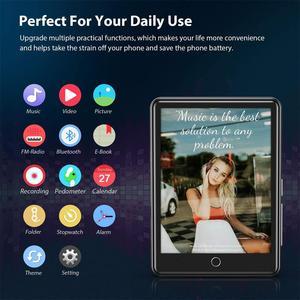 "Image 4 - M7 MP3 נגן 2.8 ""מסך מגע מלא נייד מיני 32GB Built בגדולה זיכרון HiFi מוסיקה נגן FM רדיו פדומטר וידאו נגן"
