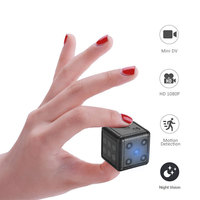 SQ16 Mini Camera Security Dice Camera 1080P Full HD Video Surveillance Camcorder Night Vision Recording Support 32GB TF Card
