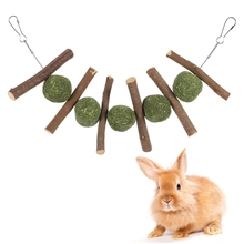 Small Pet Molar Snacks Chew Toys for Rabbit Hamster Guinea Pig Chinchilla Squirrel Toys