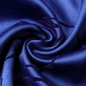 Image 5 - TFETTERS 2020 przyjazd luksusowej marki męskie formalne koszule z długim rękawem kwiatowy koszula męska koszula Tuxdeo koszule designerskie Plus rozmiar 5XL