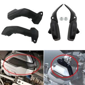 Moto moteur bobine d'allumage bougie cadre couverture garde ABS plastique pour BMW R 1200 GS ADV / R1200GS 2014 2015 2016 2017