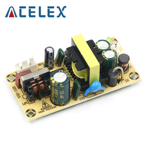 AC-DC 12V 1.5A 5V 2A Switching Power Supply Module Bare Circuit 100-265V to 12V 5V Board TL431 regulator for Replace/Repair(China)