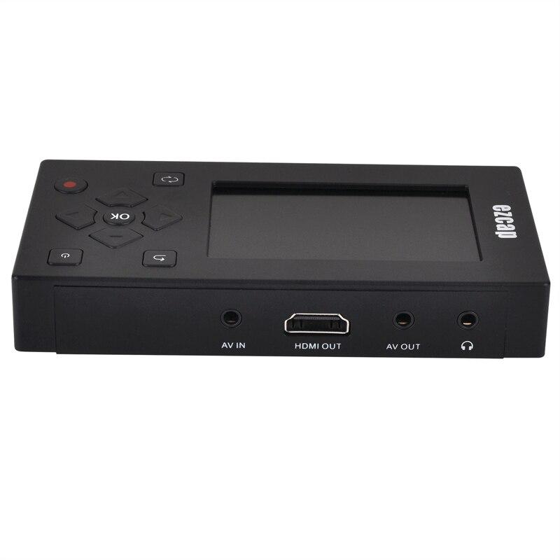 AV Recorder erfassen karte Konvertieren VHS Camcorder Bänder zu Digital Format 8GB Speicher 3