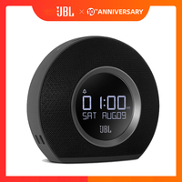 JBL Horizon Wireless Bluetooth Speaker Clock FM Radio USB Charging Ambient LED Ambient Light Desktop Stereo Sound Loudspeaker