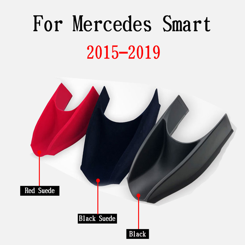 For Mercedes Benz Smart 453 Fortwo Forfour 2015-2019 Car Armrest Center Storage Box Container Glove Auto Organizer Accessories