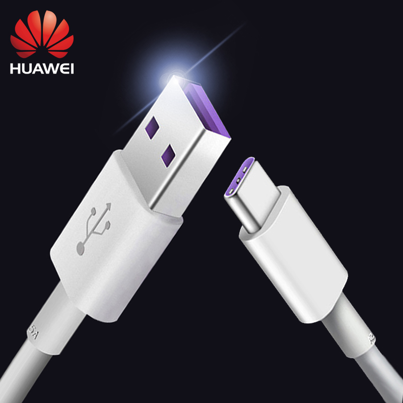 Huawei 5A кабель P30 Mate30 X P20 Pro Lite Super Charge 5A USB Type C кабель 100% оригинал Honor V10 10 Mate20 Mate10 P20 Pro Lite
