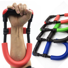Adjustable Hand Grip Arm Trainer Forearm Hand Wrist Exercises Force Trainer Power Strengthener Grip Fit Bodybuilding Fitness Hot