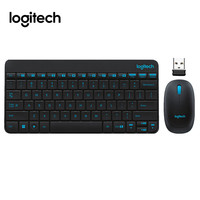 Logitech MK245 Wireless Keyboard Mouse Combo Office Computer PC Laptop Keyboard Mice Set with USB Receiver for Windows Chrome OS