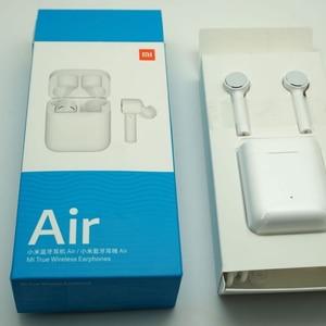 Image 5 - XIAOMI Airdots פרו אוויר 2 Mi אמיתי אלחוטי אוזניות אוויר 2 TWS Bluetooth 5.0 14H חיי סוללה Headset Mi AI קול שליטה LHDC שליטה ברז