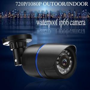 Image 4 - Hd 1080P 2MP Ahd Security Camera Outdoor Waterdichte Array Infrarood Nachtzicht Bullet Cctv Analoge Surveillance Camera
