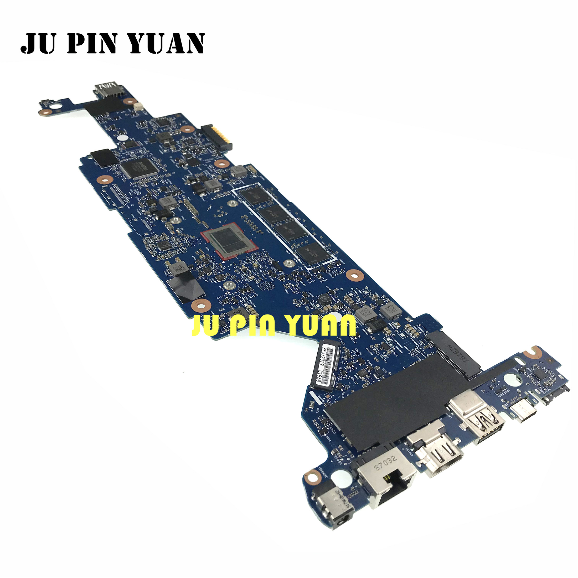 For HP Probook X360 11 G2 <font><b>Laptop</b></font> Motherboard UMA i5-7Y54 CPU 8G <font><b>RAM</b></font> 6050A2908801 938552-001 938552-601 fully Tested image