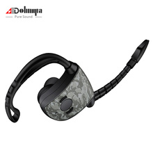 ohmyta Wireless Stereo Bluetooth Earphones Military headset for phone Connect 2 Phones Gaming Earphone