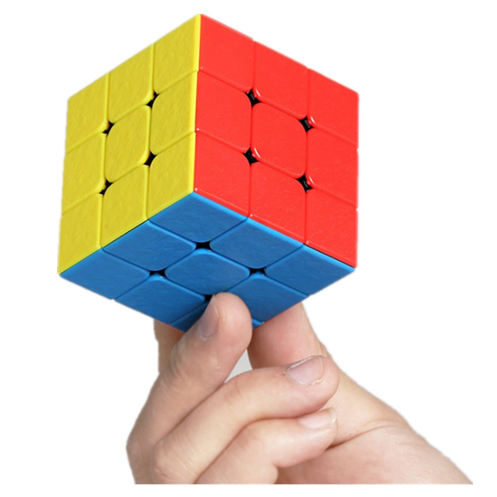 Shengshou Mr.M 3x3x3 Magnetic Magic Cube Frosted Surface PVC Stickers Cubo Magico  Educational Toys For Children Sengso Neo Cube