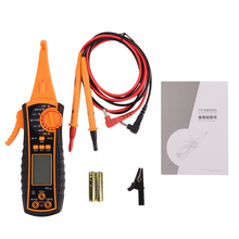 Multi funktion AC/DC Circuit Tester Multimeter Lampe LED Auto Reparatur Automotive Elektrische Multimeter Auto Diagnose Werkzeug