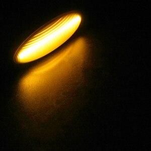 Image 5 - Turn Signal Light A Pair For Toyota Yaris COROLLA Auris Mk1 E15 RAV4 Mk3 Blinker Light LED Car Dynamic Side Marker Signal Lamp