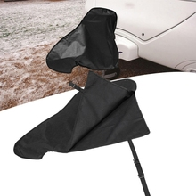 Waterproof Caravan Trailer Towing Hitch Cover PVC Snow Rain Dustproof Protection Anti UV for RV Tailer Truck