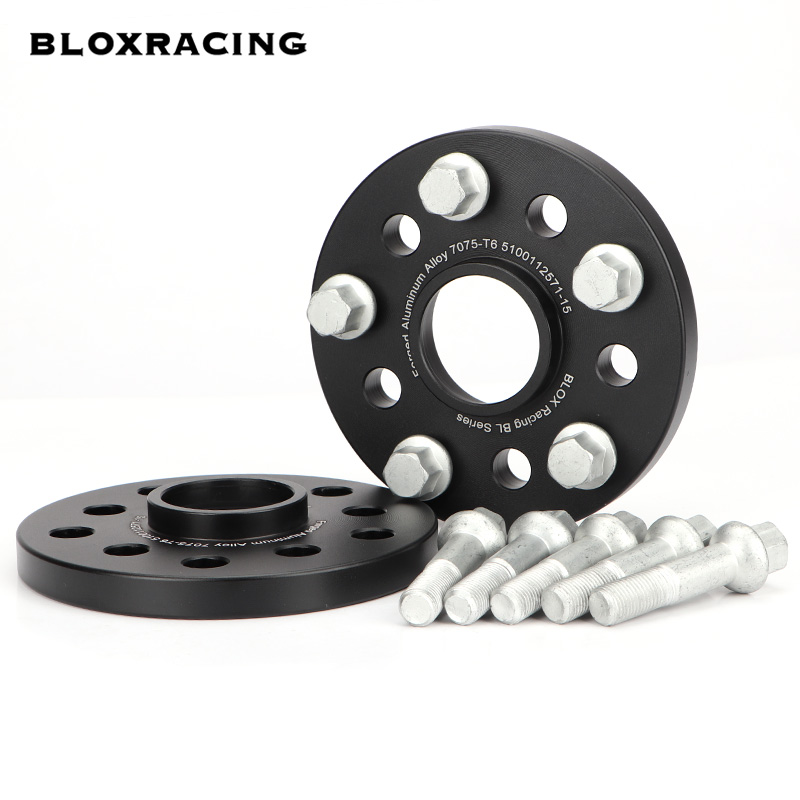 Hub Centric Wheel Spacer Adapters 30 mm 5x112 Bolt B Style for Mercedes