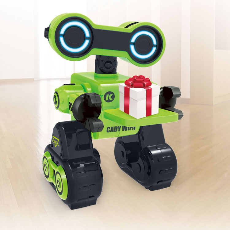 K13 KEDI Power Smart Dialogue Touch Programming Dancing Popularization Of Science Interactive Robot CHILDREN'S Toy Gift